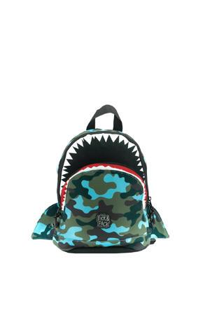 rugzak Shark Shape S blauw