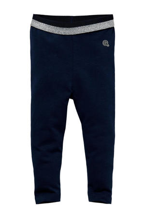 regular fit legging Lou donkerblauw