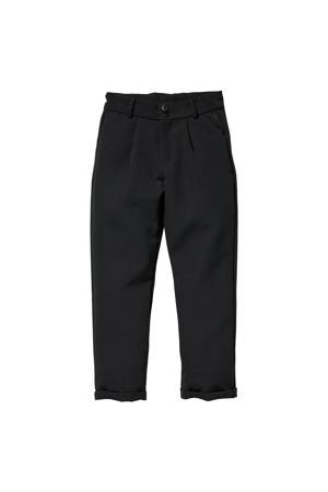regular fit broek Ruby zwart