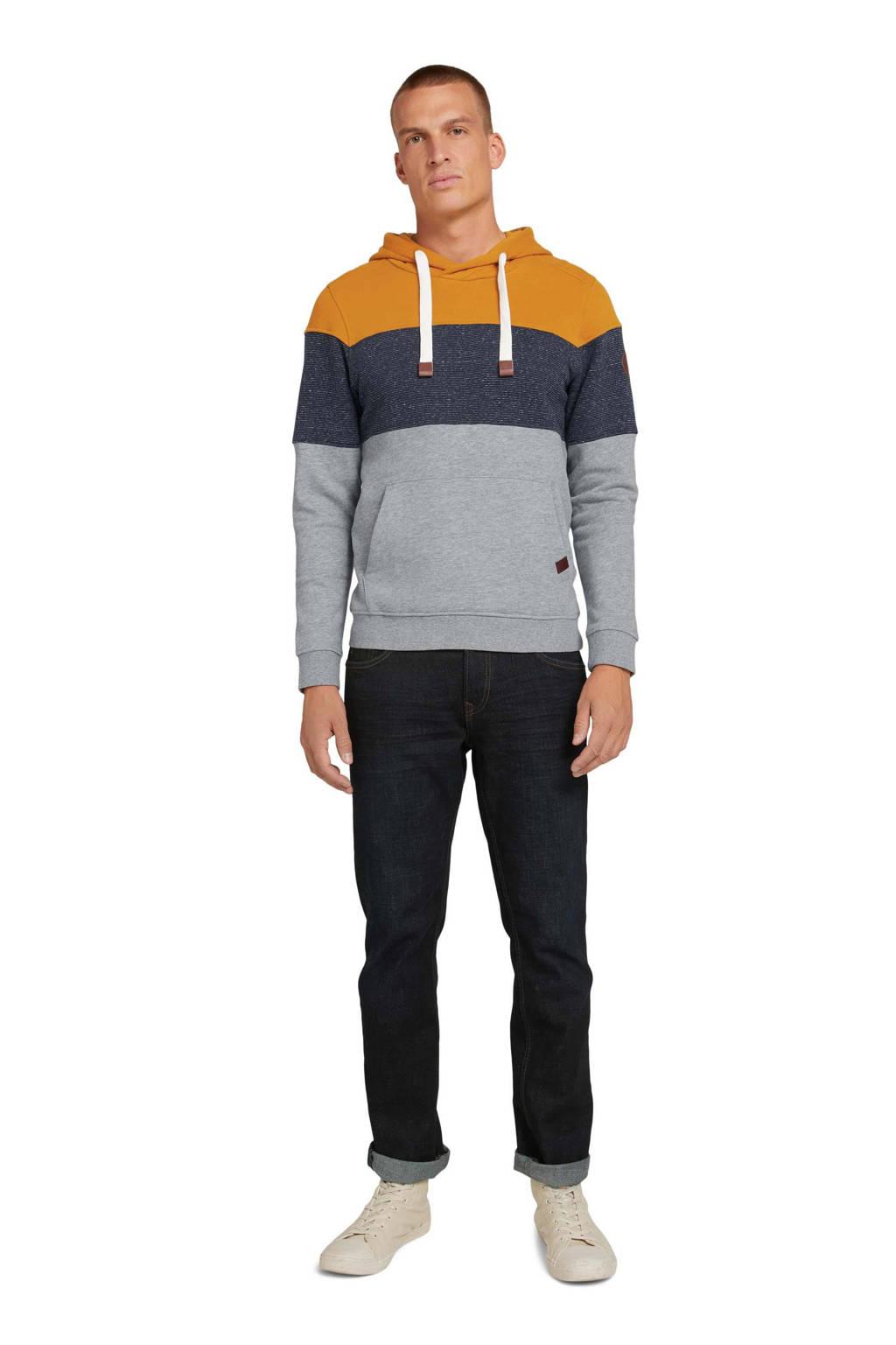 Tom Tailor hoodie flame brown, Flame Brown