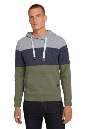 sweater oak leaf green