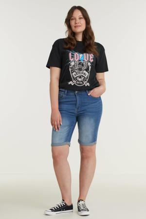 jeans short Jenny  dark denim