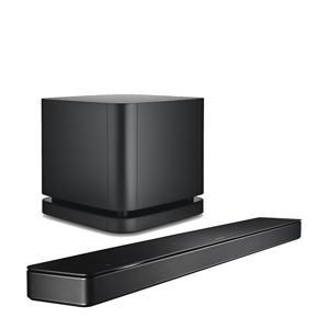 Home Cinema Bundel 500 soundbar + subwoofer (Zwart)