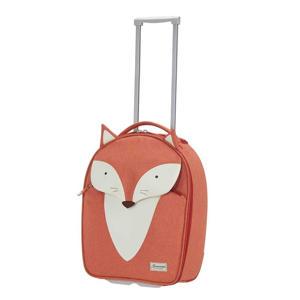 koffer Happy Sammies 46 cm. oranje
