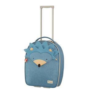 koffer Happy Sammies 45 cm. blauw