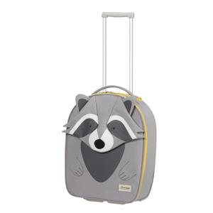 koffer Happy Sammies 46 cm. grijs