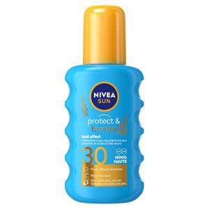 protect & bronze sun spray spf30