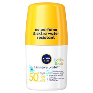Kids sensitive protect & play roll-on spf50 - 50 ml