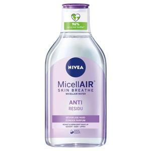 micellair® skin breathe micellair water gevoelige huid - 400 ml