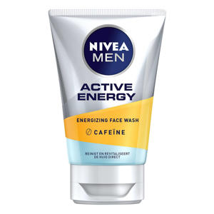 active energy face cleansing gel - 100 ml
