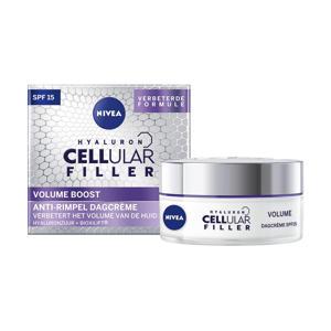 cellular hyaluron filler +volume & contour dagcreme - 50 ml