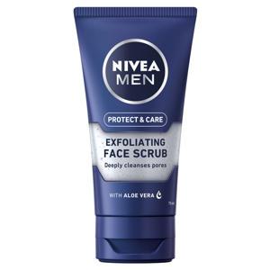 protect & care exfoliërende face scrub - 75 ml