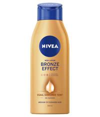 NIVEA bronze effect medium tot donkere huid body lotion - 400 ml