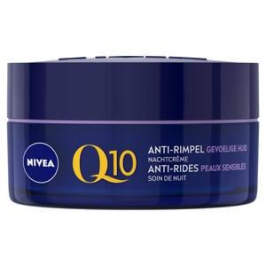 Q10 power anti-rimpel verzachtende nachtcrème - 50 ml