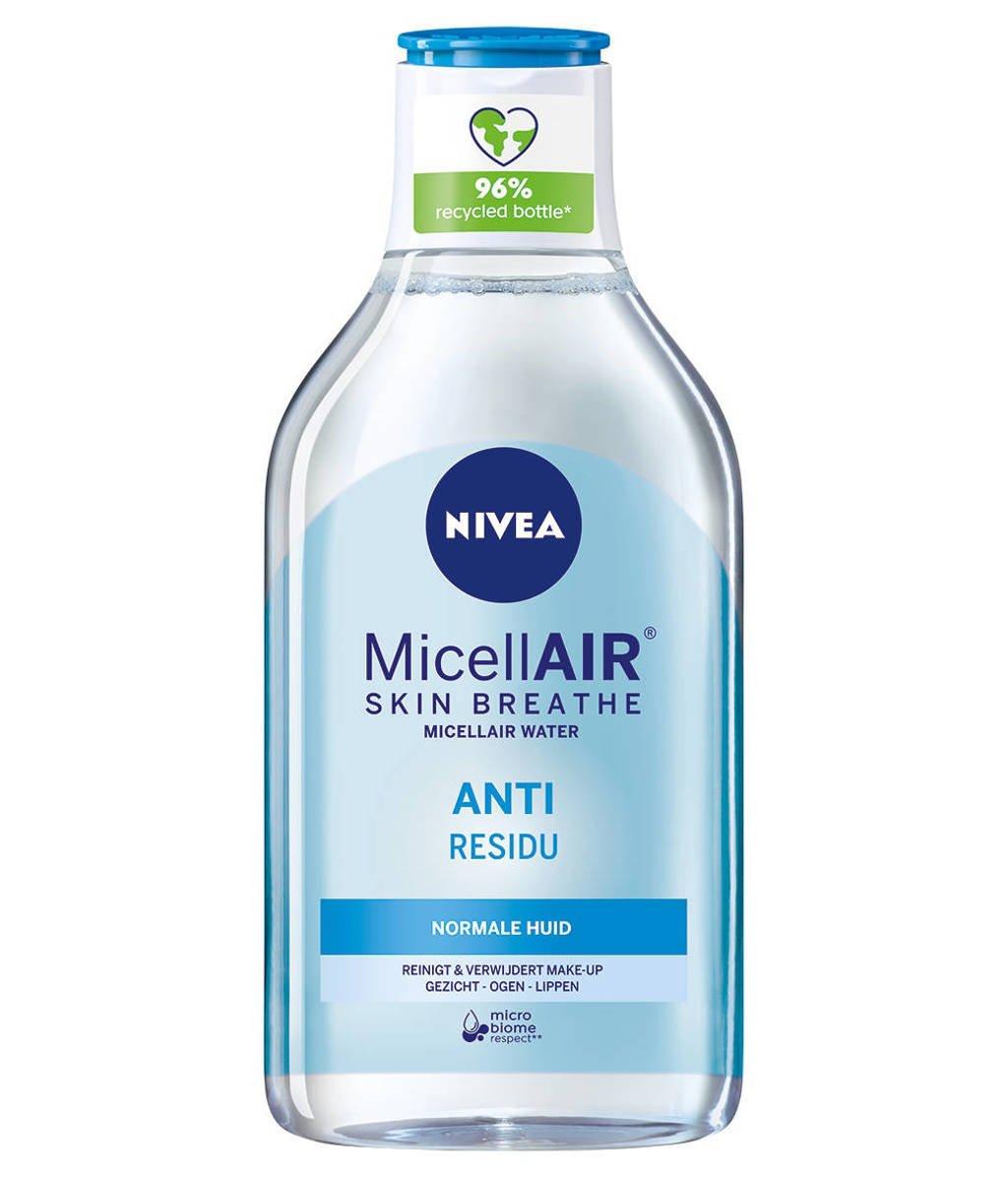 NIVEA micellair® skin breathe micellair water normale huid - 400 ml