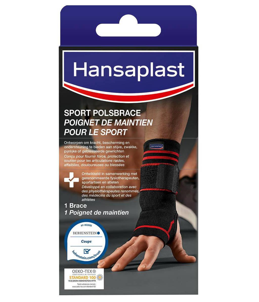 Hansaplast sport polsbrace - medium
