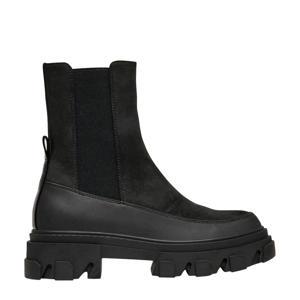 ONLTOLA  chunky chelsea boots zwart