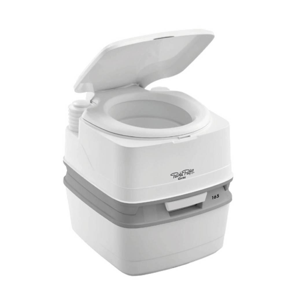 Thetford Porta Potti Qube 165 toilet, Wit