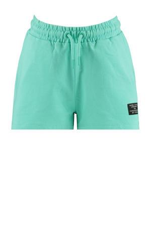 sweatshort Nikkie turquoise