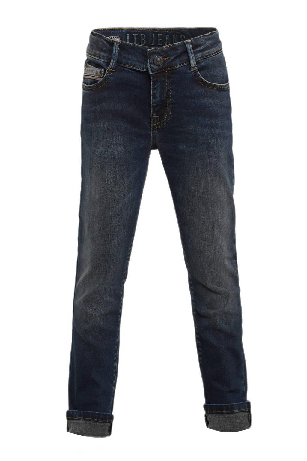 LTB slim fit jeans New Cooper jubi wash, Jubi wash