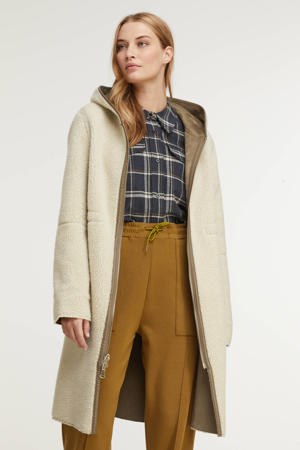 teddy jas Madelyn coat bruin