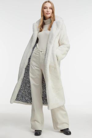 teddy jas Casablanca coat ecru