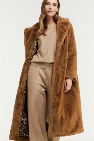 teddy jas Casablanca coat bruin