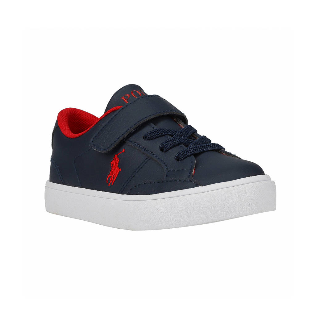 POLO Ralph Lauren Theron IV PS  sneakers blauw/rood, Blauw/rood