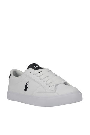 Theron IV  sneakers wit/donkerblauw