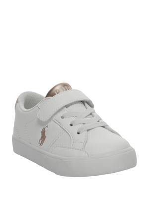 Theron IV PS  sneakers wit/roségoud