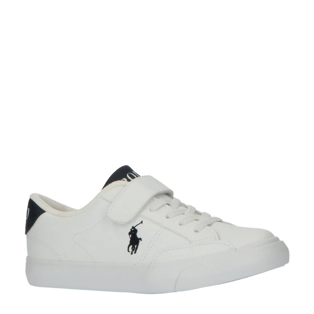 POLO Ralph Lauren Theron IV PS  sneakers wit/donkerblauw, Wit/donkerblauw