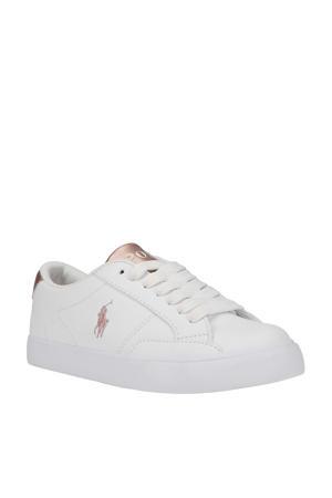Theron IV  sneakers wit/roségoud
