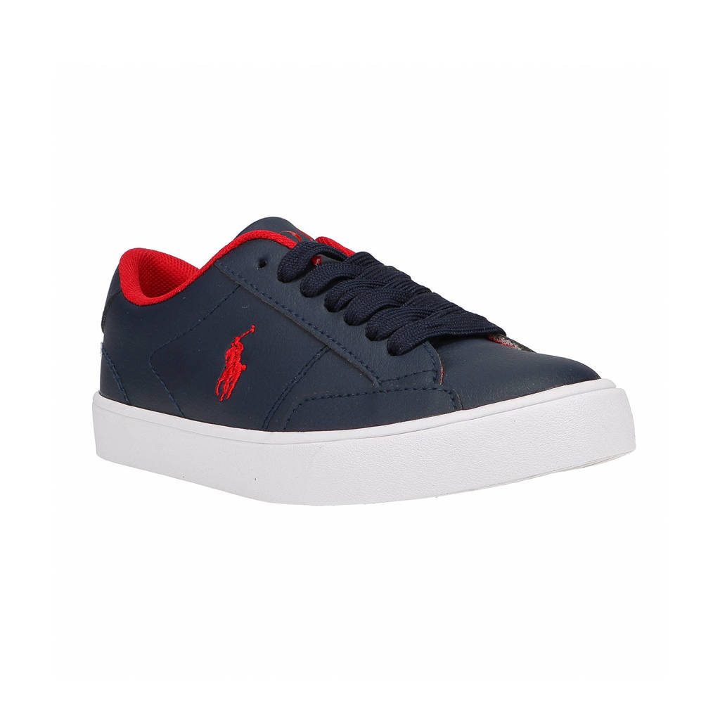 POLO Ralph Lauren Theron IV  sneakers blauw/rood, Blauw/rood