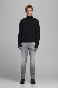 JACK & JONES JEANS INTELLIGENCE slim fit jeans Glenn Original grijs, Grijs