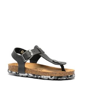 sandalen antraciet