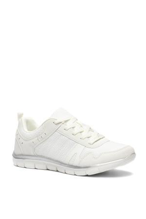 fitness schoenen wit