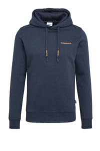 Purewhite hoodie donkerblauw, Donkerblauw