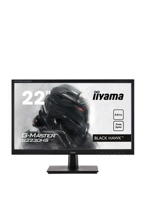 G-MASTER G2230HS-B1 Black Hawk monitor