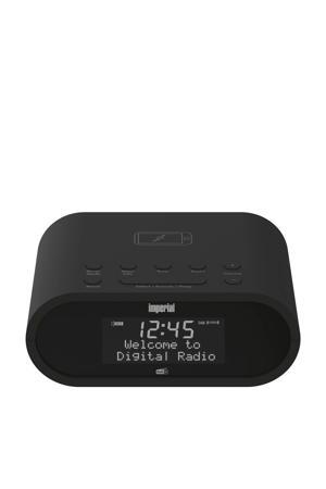 Dabman D20 wekkerradio (zwart)