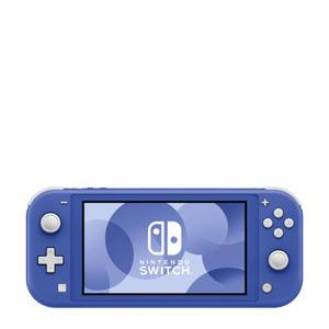 Switch Lite blauw
