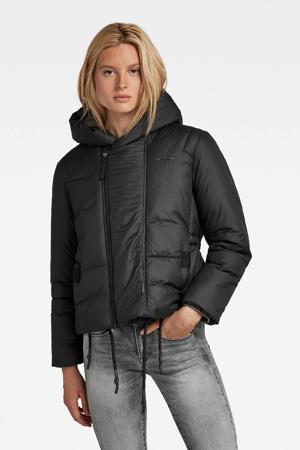 gewatteerde jas G - Whistler short pdd Jkt van gerecycled polyester zwart