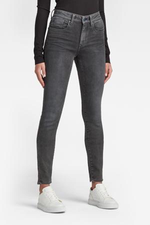 Lhana Skinny high waist skinny jeans met biologisch katoen axinite cobler