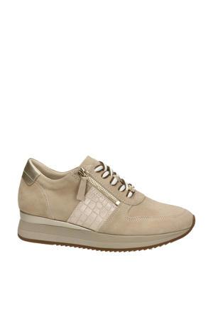 Ray  suède sneakers beige