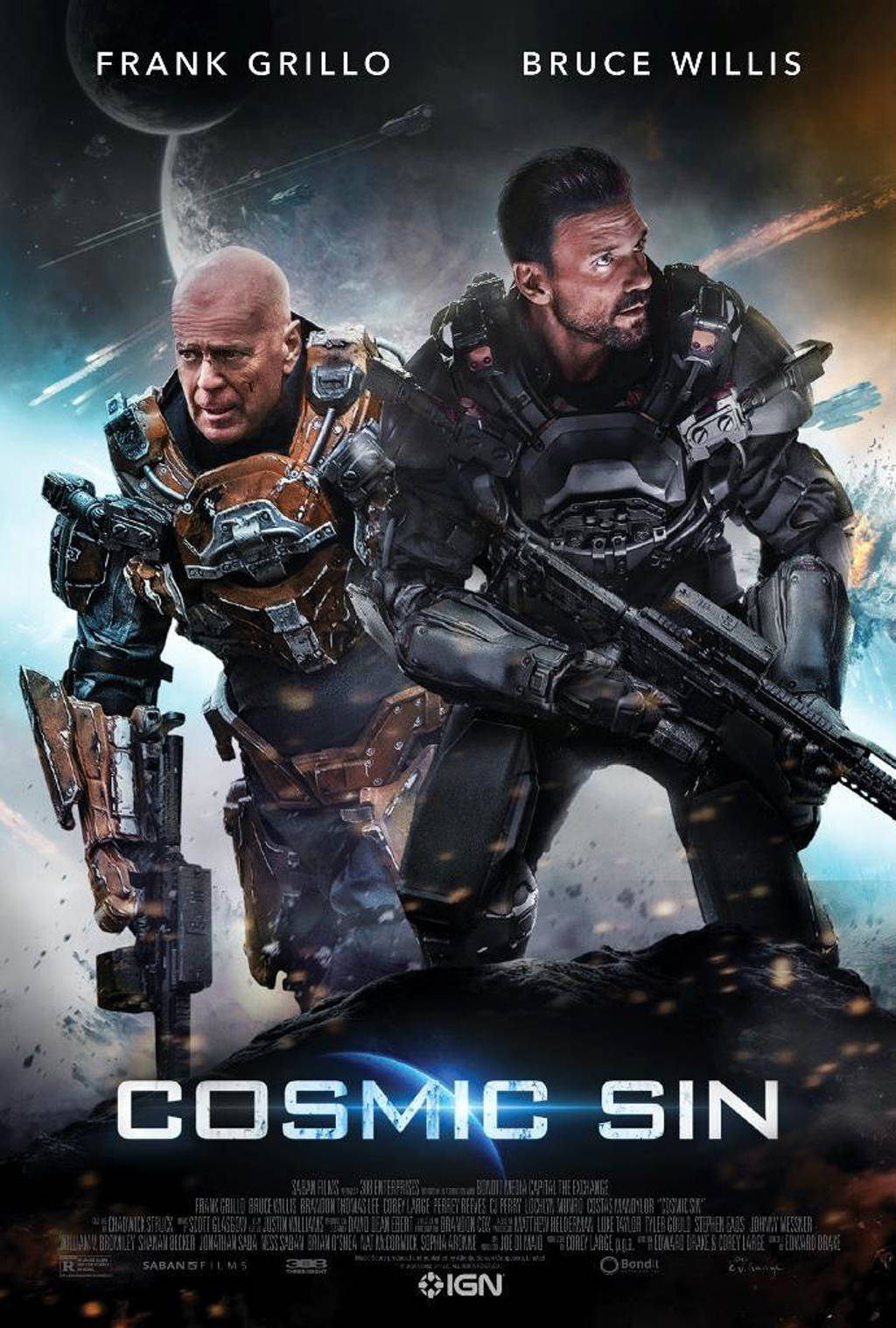 Cosmic sin (DVD)