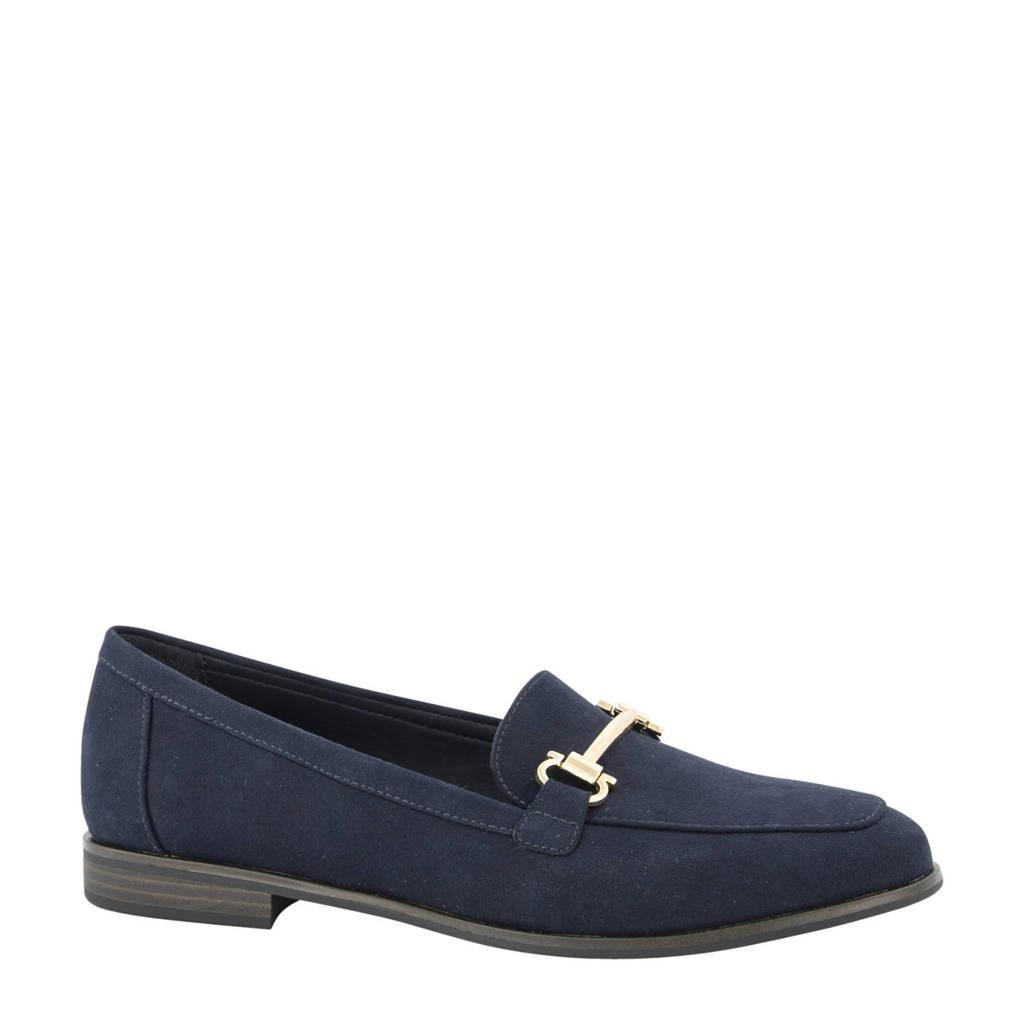Graceland   loafers donkerblauw, Donkerblauw