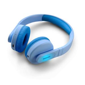 TAK4206BL/00 draadloze kinder hoofdtelefoon (blauw)