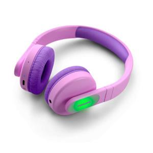 TAK4206PK/00 draadloze kinder hoofdtelefoon (roze)