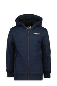 Vingino gewatteerde winterjas TEVISI donkerblauw, Donkerblauw