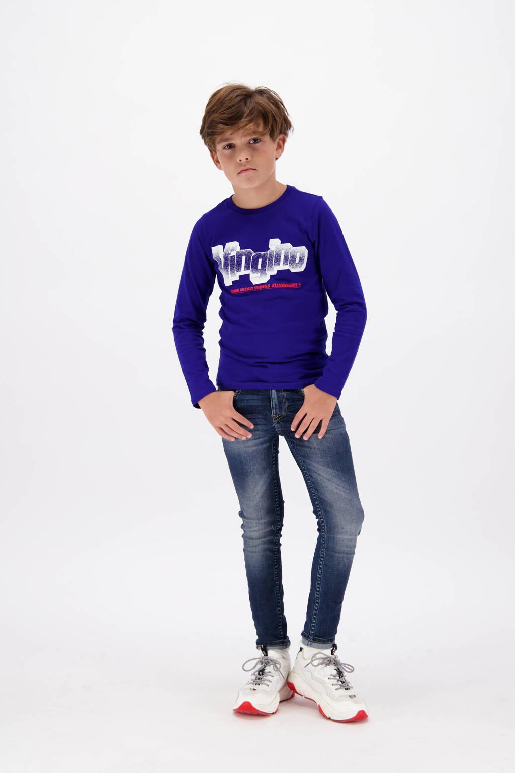Vingino skinny jeans Anzio Basic cruziale blue, Cruziale blue