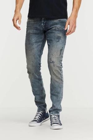 skinny jeans The Jone W0722 denim dark blue